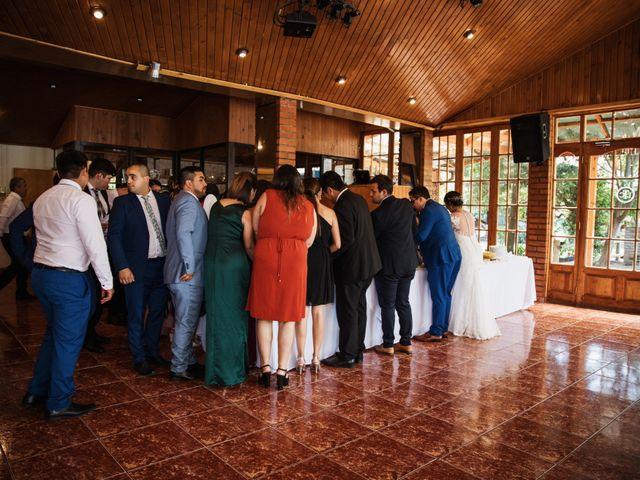 El matrimonio de Alfredo y Daniela en Graneros, Cachapoal 93