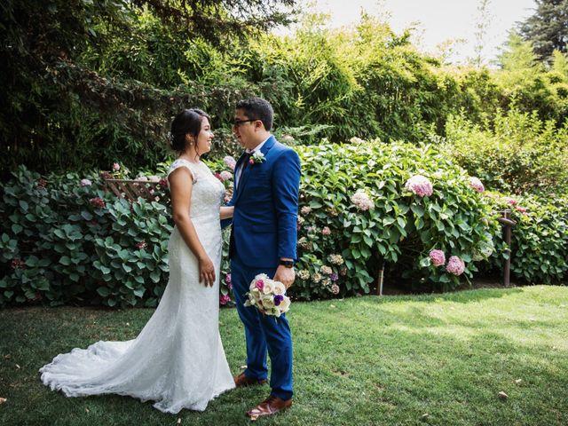 El matrimonio de Alfredo y Daniela en Graneros, Cachapoal 98