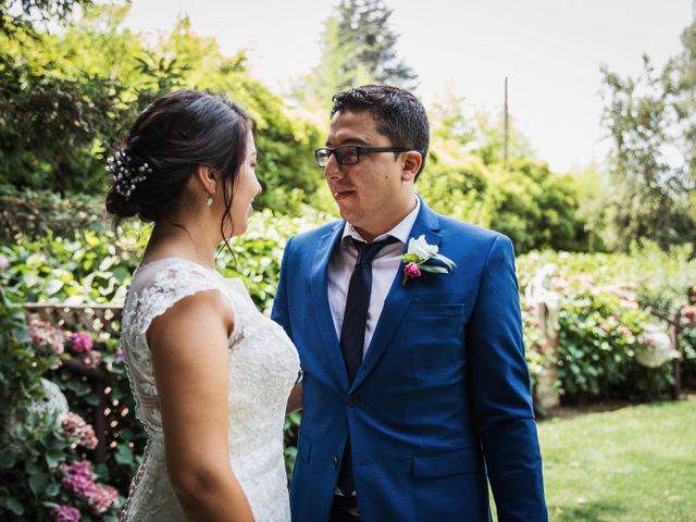 El matrimonio de Alfredo y Daniela en Graneros, Cachapoal 99