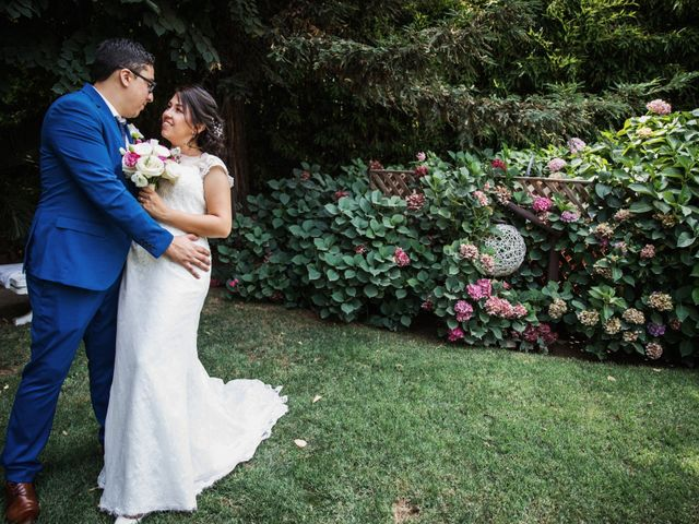 El matrimonio de Alfredo y Daniela en Graneros, Cachapoal 101