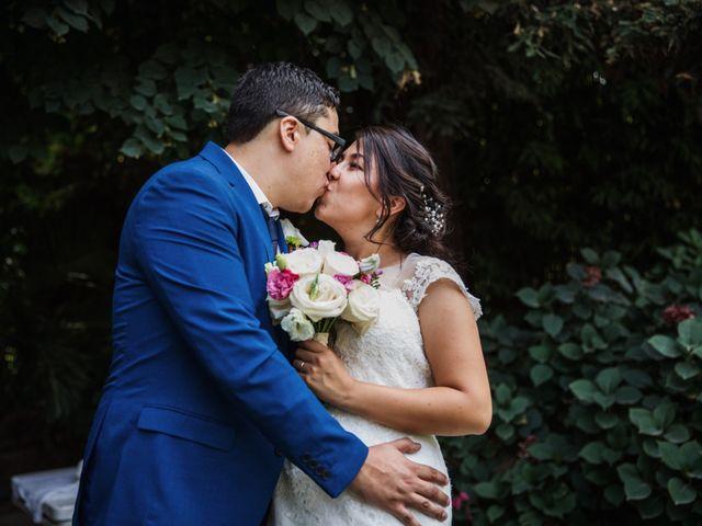 El matrimonio de Alfredo y Daniela en Graneros, Cachapoal 102