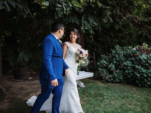 El matrimonio de Alfredo y Daniela en Graneros, Cachapoal 103