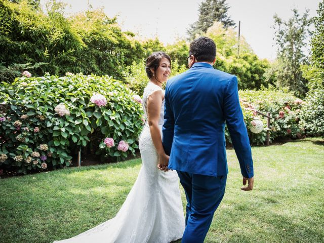 El matrimonio de Alfredo y Daniela en Graneros, Cachapoal 104