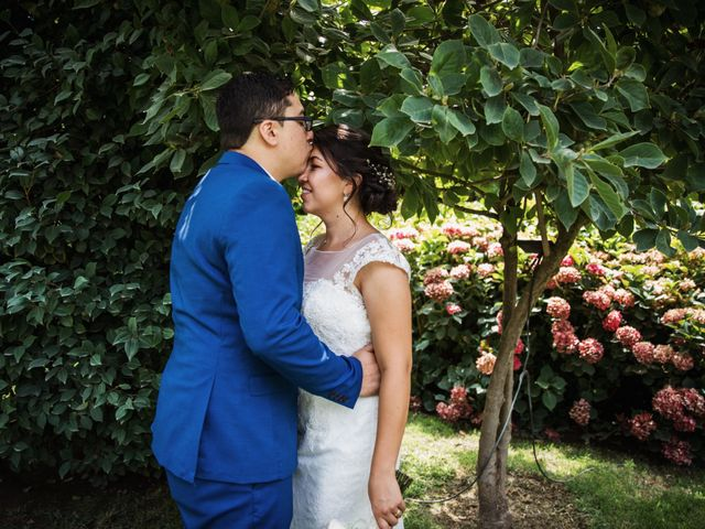 El matrimonio de Alfredo y Daniela en Graneros, Cachapoal 105