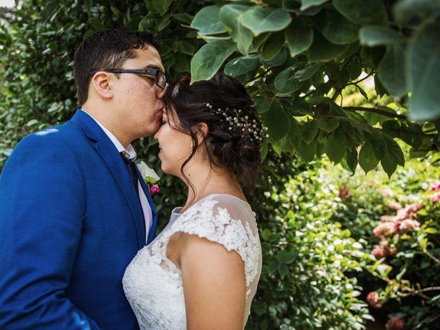 El matrimonio de Alfredo y Daniela en Graneros, Cachapoal 106