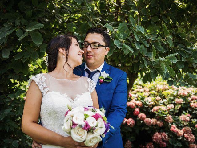 El matrimonio de Alfredo y Daniela en Graneros, Cachapoal 107