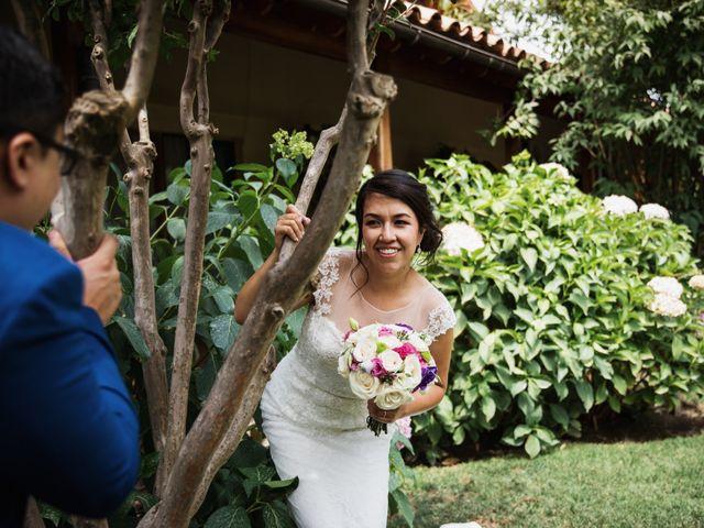 El matrimonio de Alfredo y Daniela en Graneros, Cachapoal 108