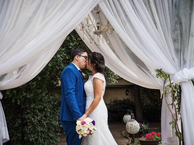 El matrimonio de Alfredo y Daniela en Graneros, Cachapoal 110