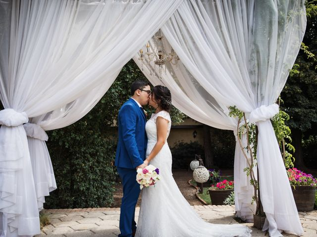 El matrimonio de Alfredo y Daniela en Graneros, Cachapoal 111