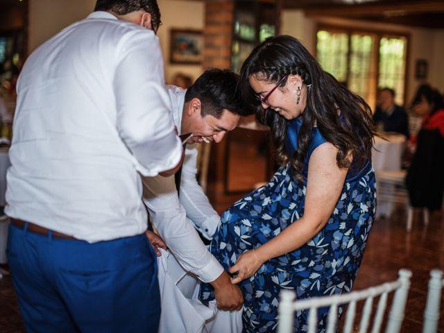 El matrimonio de Alfredo y Daniela en Graneros, Cachapoal 112