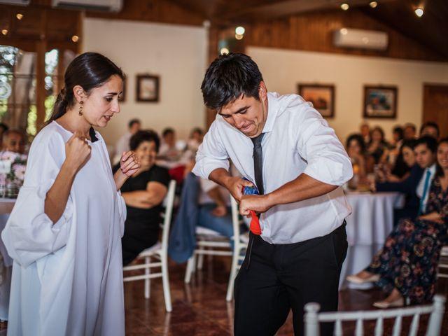 El matrimonio de Alfredo y Daniela en Graneros, Cachapoal 113