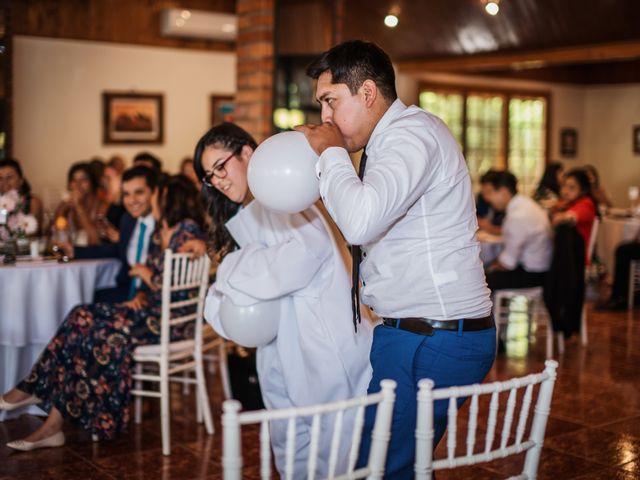 El matrimonio de Alfredo y Daniela en Graneros, Cachapoal 114