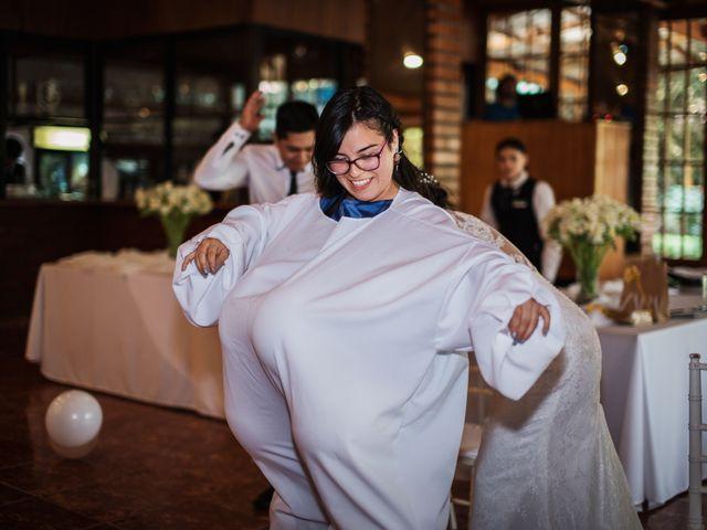 El matrimonio de Alfredo y Daniela en Graneros, Cachapoal 115