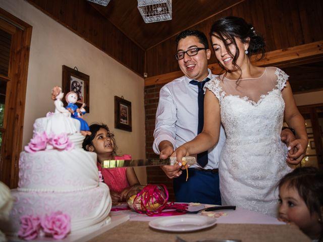 El matrimonio de Alfredo y Daniela en Graneros, Cachapoal 118