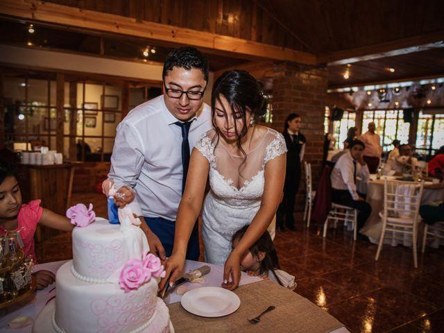 El matrimonio de Alfredo y Daniela en Graneros, Cachapoal 119