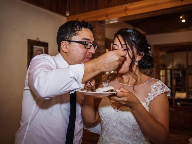 El matrimonio de Alfredo y Daniela en Graneros, Cachapoal 121