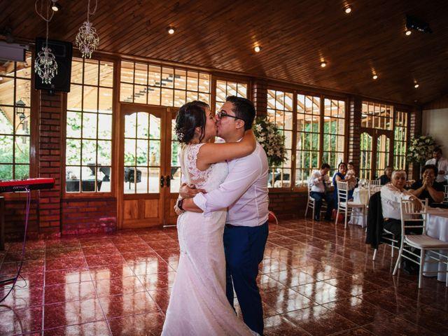 El matrimonio de Alfredo y Daniela en Graneros, Cachapoal 123