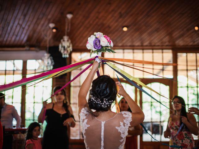 El matrimonio de Alfredo y Daniela en Graneros, Cachapoal 124
