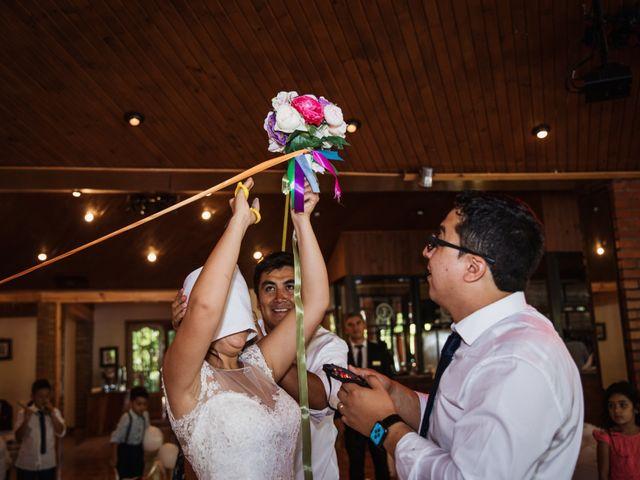 El matrimonio de Alfredo y Daniela en Graneros, Cachapoal 128