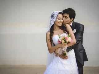 El matrimonio de Paula y Ernesto