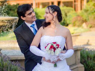 El matrimonio de Karla y Mauricio