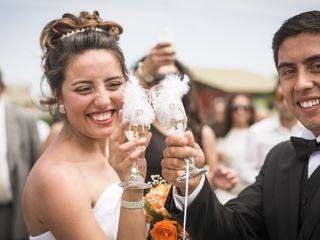 El matrimonio de Lissette Tapia y Marco