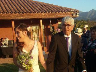 El matrimonio de Vanessa   y Jaime   1