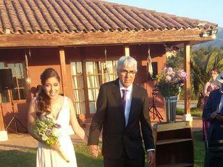 El matrimonio de Vanessa   y Jaime   2