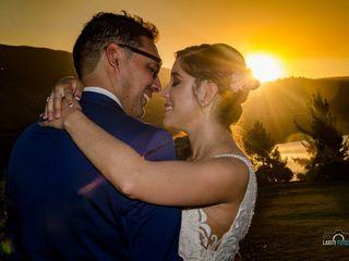 El matrimonio de Vanessa   y Jaime   3