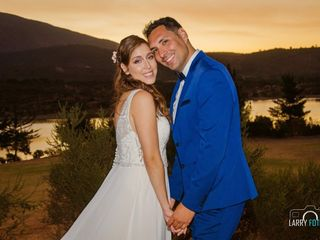 El matrimonio de Vanessa   y Jaime