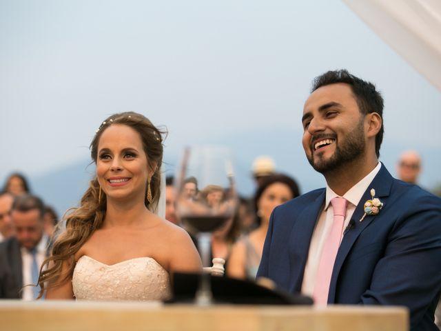 El matrimonio de Rachel y Matías