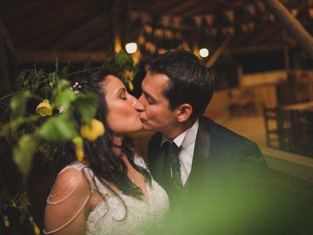 El matrimonio de Patricia y Juan Carlos