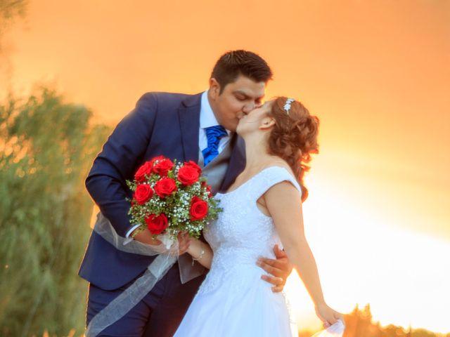 El matrimonio de Fabiola y Edgardo
