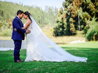 El matrimonio de Paula y Jaime