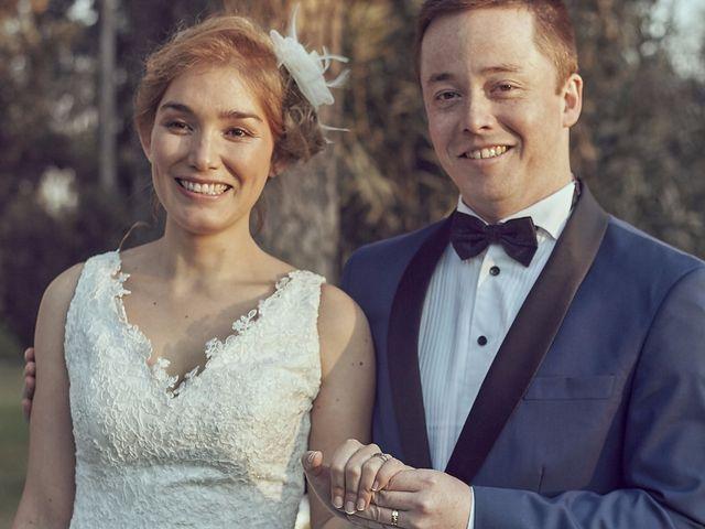El matrimonio de Isidora y Diego
