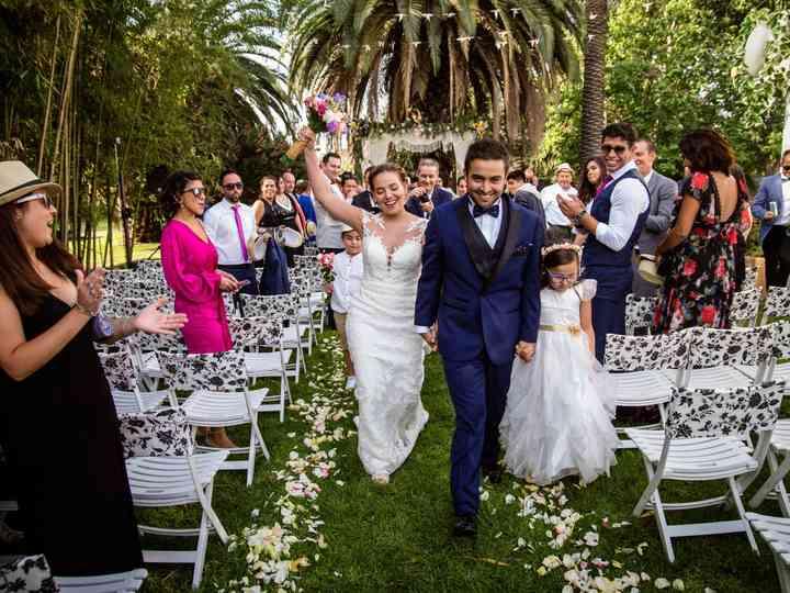 El matrimonio de Karina y Nicolás