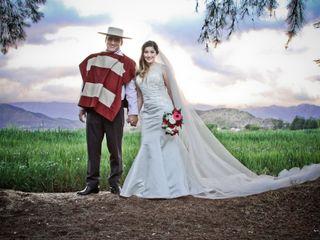 El matrimonio de Karen y Patricio