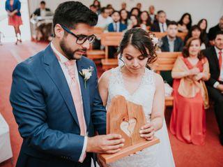 El matrimonio de Juan y Cynthia 1