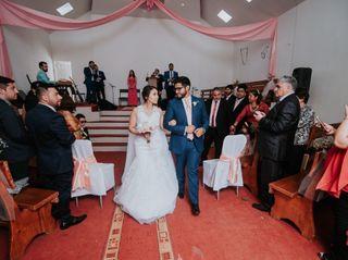 El matrimonio de Juan y Cynthia 2