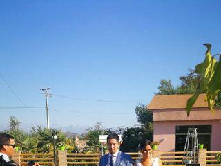 El matrimonio de Katherine  y Pablo 1