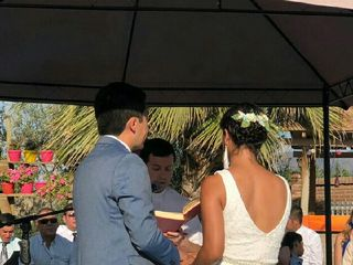 El matrimonio de Katherine  y Pablo 2