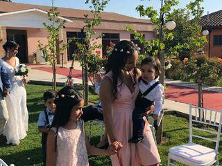 El matrimonio de Katherine  y Pablo 3
