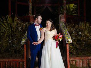 El matrimonio de Nicoll y Jimmy 2