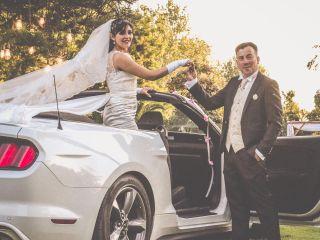 El matrimonio de Alejandra  y Juan  2
