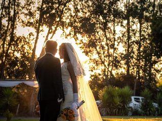 El matrimonio de Alejandra  y Juan  3