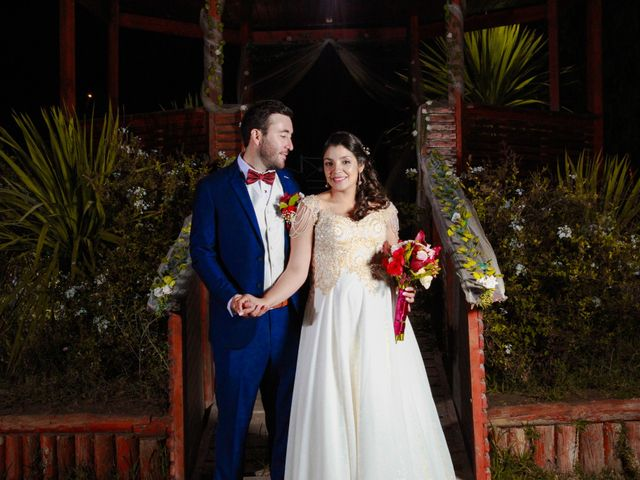 El matrimonio de Nicoll y Jimmy