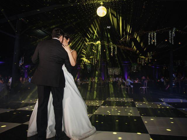 El matrimonio de Ximena y Miguel