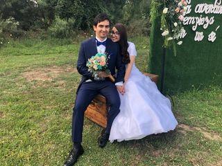 El matrimonio de Rebecca  y Marcos  1