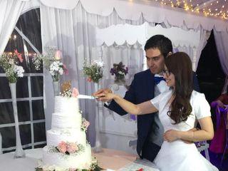 El matrimonio de Rebecca  y Marcos  3