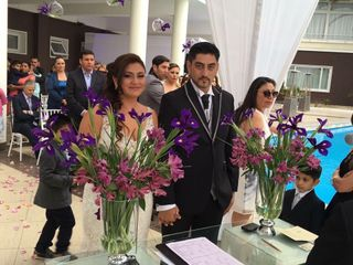 El matrimonio de Natalia y Ángel